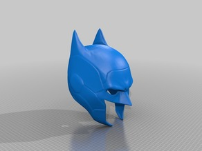 Batman Cowl Remix