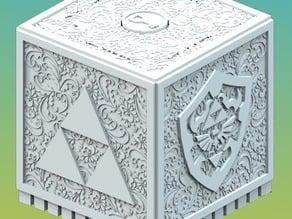 Ouya Zelda Case (complex)