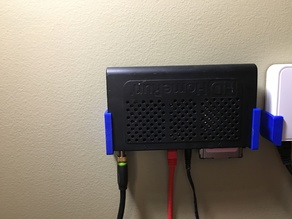 Wallmount for Silicondust HDHomerun HDHR3-CC