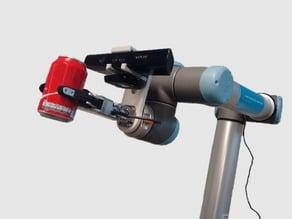 Camera Mount Kinect UR robot