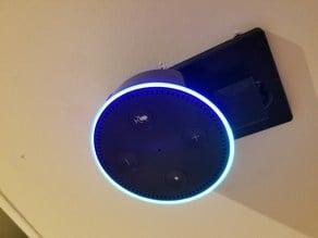 Echo Dot Minimal Wall Plate