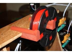 Openscad simple spool holder