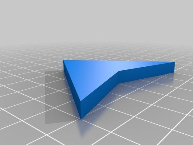 Penrose Tiles (kite & dart) by AspiringEdifier - Thingiverse