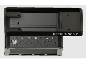 X-Carve X-Controller R Pi Touchscreen Mount