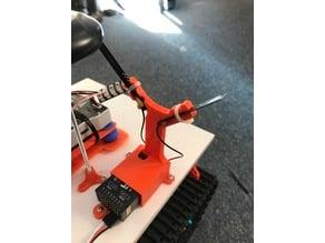 Taranis X8R Antenna mounting for UAV models