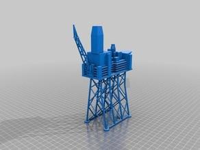 Mariner Oil Platform