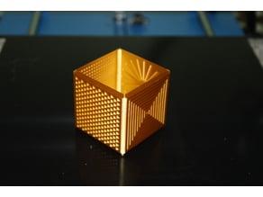 Sensory/fidget cube