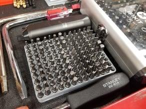 130 hole bit tray