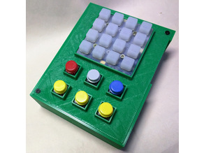 Arduino Jukebox Case
