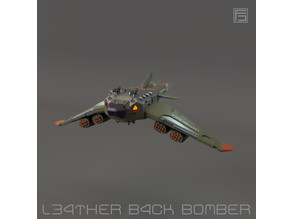 L34THER-B4CK BOMBER