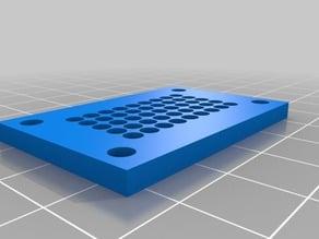 Logic Display Bezel for R2D2