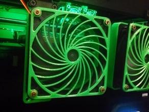 Replicator 2X Front Fan Mount