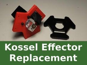 kossel Effector Replacement - clone of original