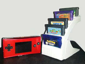 GameBoy Cartridge stand
