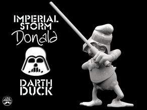 DARTH DONALD -Desktop Disney Empire-