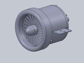 High Thrust EDF