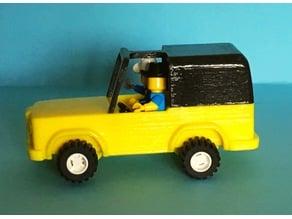 Lego Tonka truck