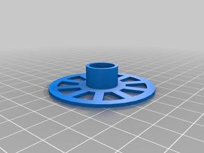 My Customized Parametric Wire Spool