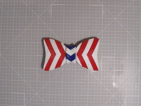 Independence Day Bow Tie