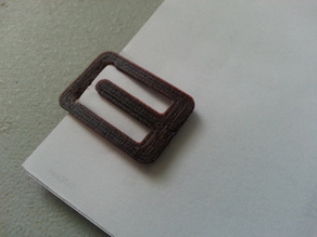 Instant 5 min paper clip