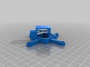 Remix of XL-RCM 10.0 PIXXY: Pocket drone / FPV quad