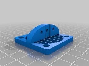 40mm fan bltouch mount