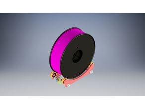 Simple universal spool holder
