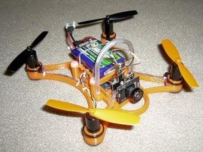 Micro Quadcopter 105mm 110mm FPV Scisky