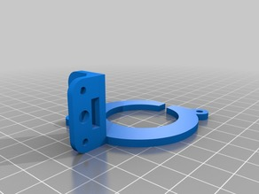 BL Touch mount for Anet A8