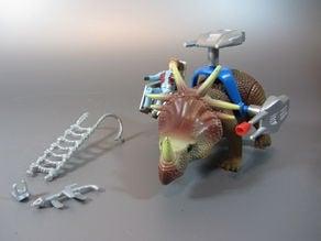 Dino Riders - harness