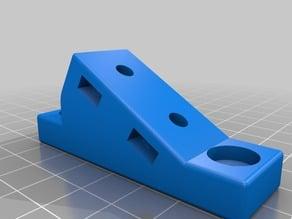 Ender 3 Filament Spool Holder Adaptor v01 Fixed for S3D