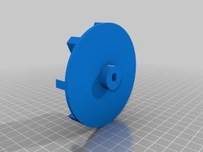 rotor for garden pump/ rotor pour pompe arrosage