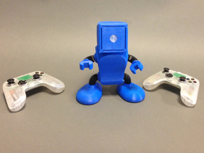 MakerBot OUYA Console Robodock