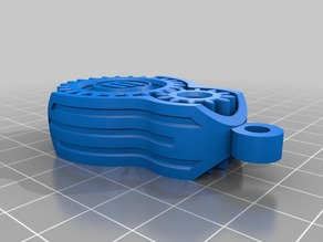 Makerbot Fidget keyring