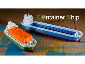 COS -  the Container Ship