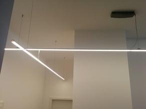 LED Ceiling Mounted Lamp