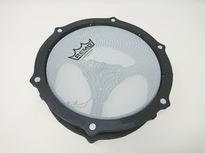 Full PLA 6-12 inch e-drum pads