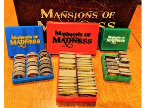 Mansions of Madness Token Box