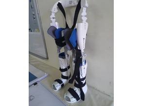 CRE-009 Orthonac - Orthosis for Children with Cerebral Palsy Spastic Diplegia - Huced Despro ITS