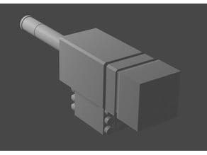 Battletech Armament - AC10