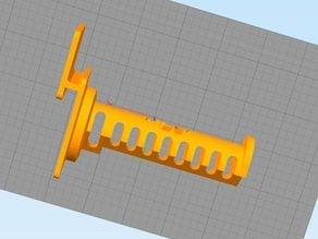 2015 Flashforge Creator Pro Universal Spool Holder