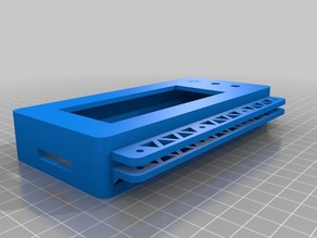 2004 LCD holder for Prusa