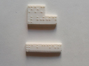 Braille - Whole Alphabet