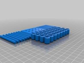 3D Tic tak toe DIY