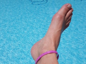 Flexible Lightning Wrist Bands and Ankle Band