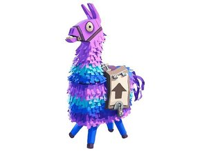 Fortnite Loot Llama (easy printable)