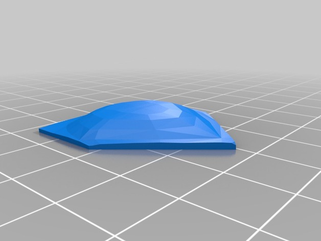 1/25th scale Teardrop Hood by Night_Stone - Thingiverse