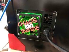 4Max Board Shield 80mm Fan