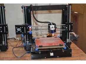 Graber i3 3D Printer - Laser Cut