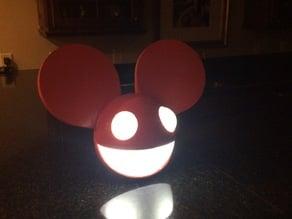 Light Up Deadmau5 Head